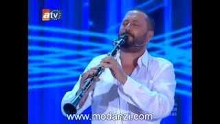 Bir Şarkısın Sen 14.07.2012 | Hüsnü ŞENLENDİRİCİ canlı performans | www.modanzi.com.tr