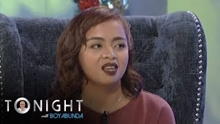 TWBA: How Donna comes up with her stories