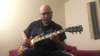 Carrie Underwood- The Champion guitar cover by Kelly Sconza