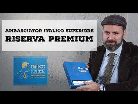 Ambasciator Italico Superiore RISERVA PREMIUM - Recensione