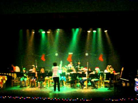 Harmonie 2e secondaire Deck the Halls with Rock'n Roll