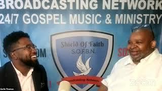 SOFBN BREAKING NEWS with Bishop Earlin Thomas
