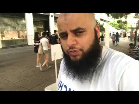 Street Dawah in Hong Kong | 13-08-2017
