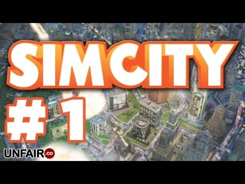 Let's Play SimCity: Part 1: Cape Trinity Development (HD Gameplay)