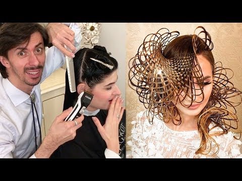 The Art of Hairstyling 2018 by Georgiy Kot