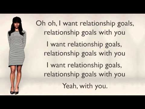 Vanessa White - Relationship Goals (feat. Chloe Martini) LYRICS
