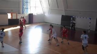 Гандбол СКА Минск - Молодежная мужская сборная РБ. 29.04.2013