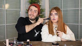 En İyi Youtuber Makyajı (Danla X Enes)