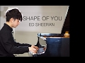 Shape Of You (Piano Cover by Ray)
