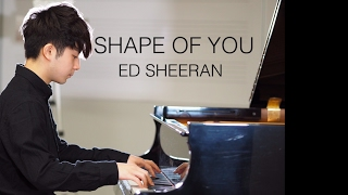 Ed Sheeran - Shape Of You (Piano Cover by Ray)