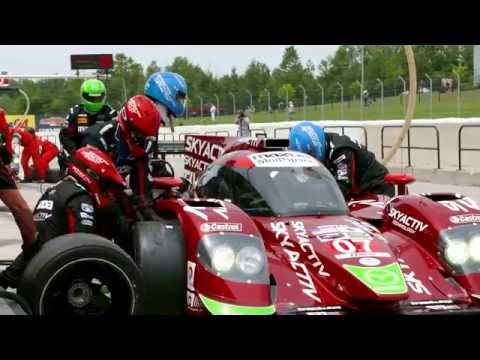 Mazda Motorsports at Canadian Tire Motorsports Park