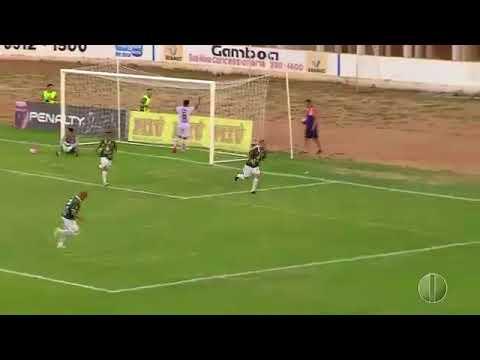 Gols - Potiguar de Mossoró 1x4 Assu - Campeonato Potiguar 2018 - 1ª Rodada