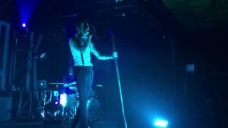 """""""Beautiful Pain"""" Andy Black San Antonio 06/07/16"""