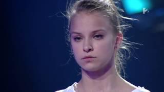 Üzenet lánycsapat és Kállay-Saunders András: Running