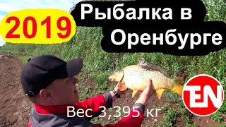 Рыбалка Оренбург 2019
