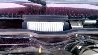Адаптер салонного фильтра  фильтра ВАЗ-2108-2115