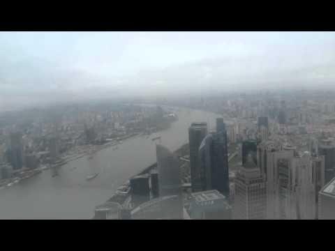 CHINA - Shanghai - Oriental Pearl Tower - SPACE CAPSULE