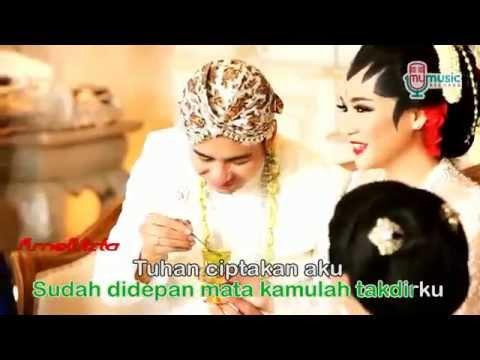 Raffi Ahmad & Nagita Slavina - Kamulah Takdirku (Karaoke)