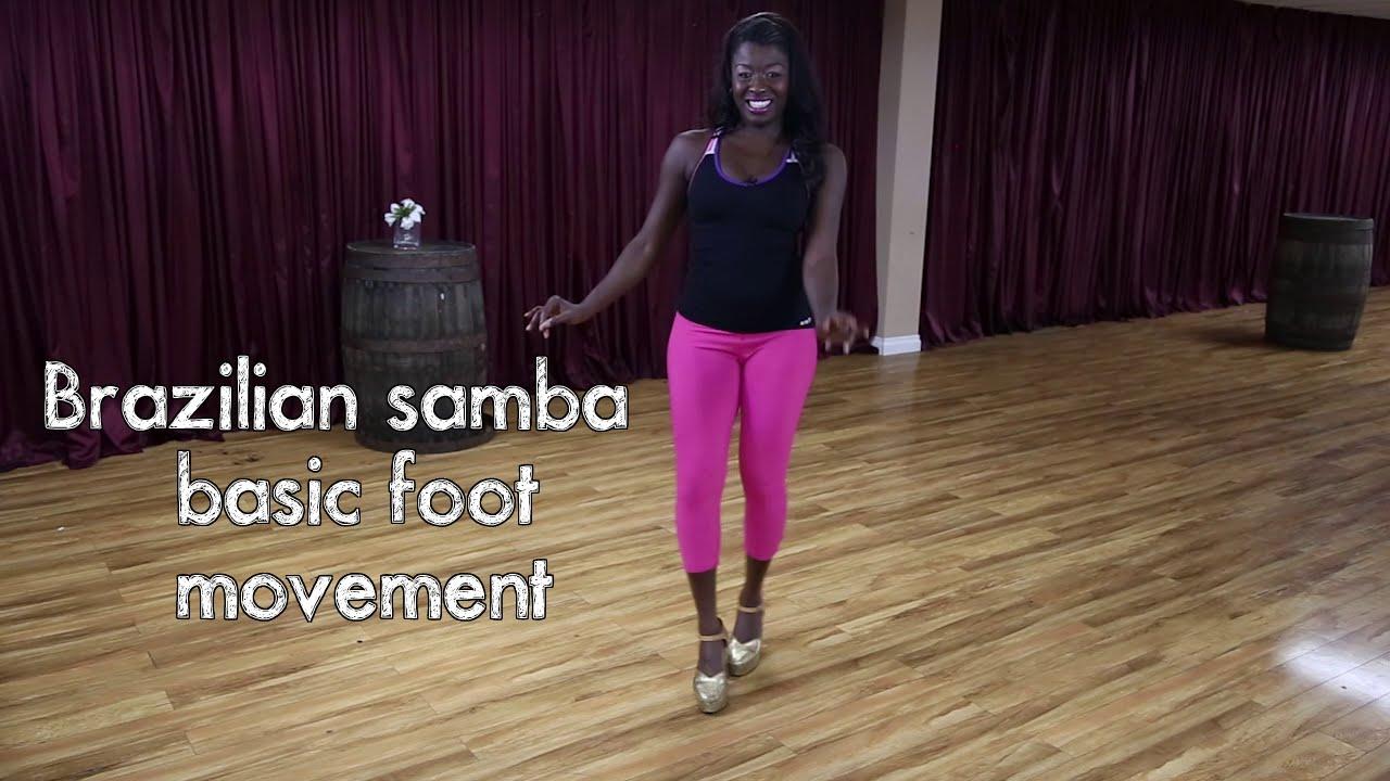 Brazilian Samba Basics - Foot Movement