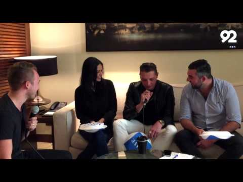 John Newman Plays 'Never Have I Ever' on Dubai 92
