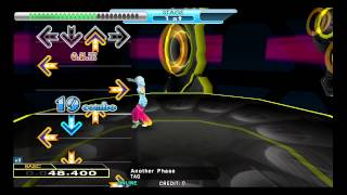 [Dance Dance Revolution] TAG - Another Phase (BASIC)