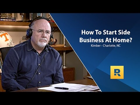 How To Start Side Business At Home?