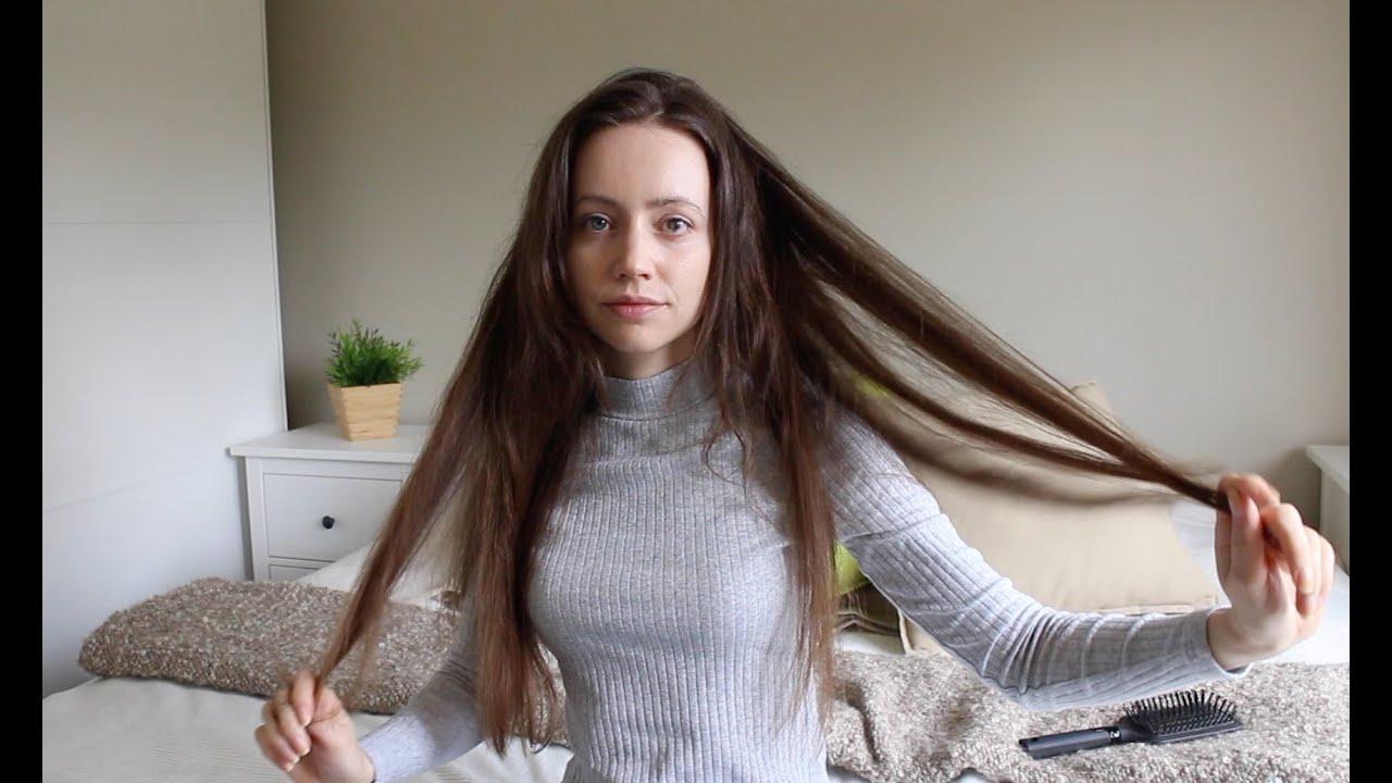 ASMR Hair Brushing & Hair Play Sounds - YouTube
