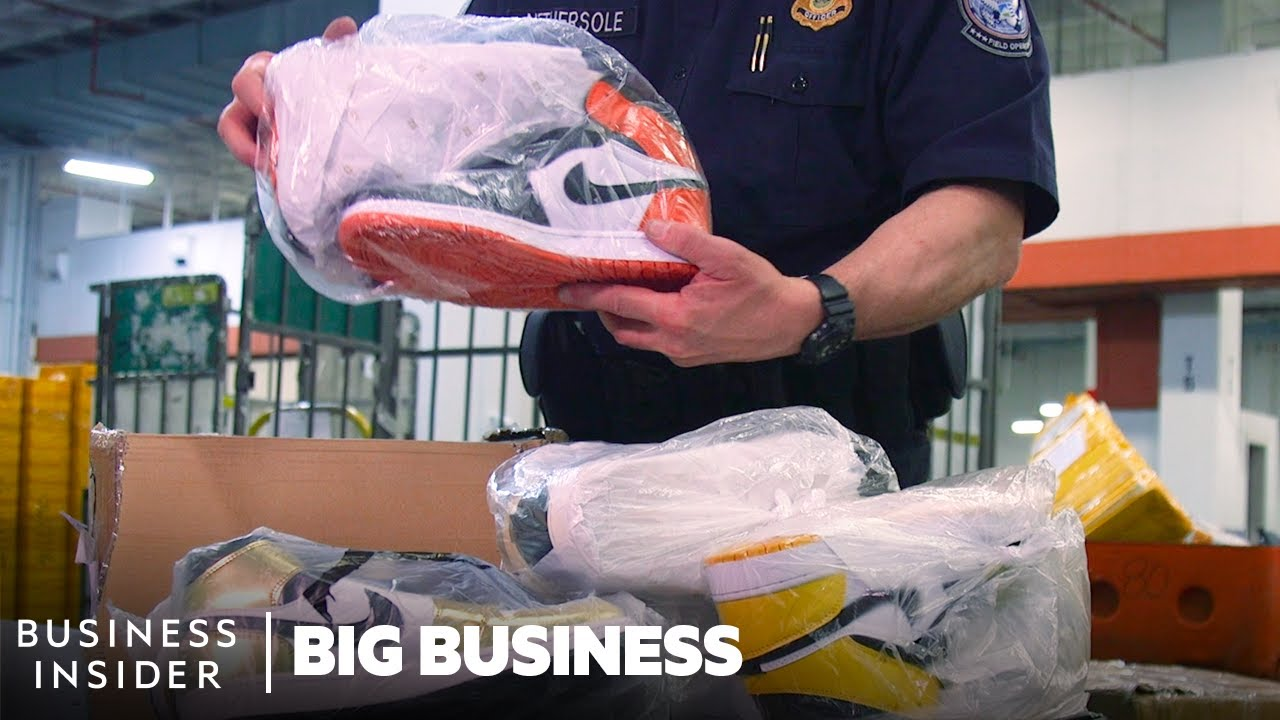 Download How $1.3 Billion Of Counterfeit Goods Are Seized At JFK Airport | Big Business