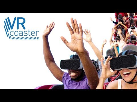 VR Coaster Showreel 2018
