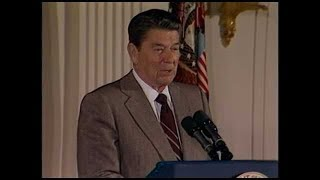 President Reagan's Remarks at the National Medal of Science Awards on February 27, 1985