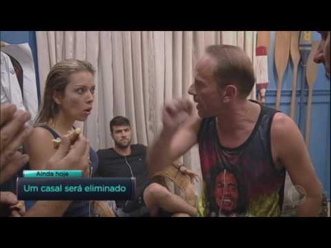 Rafael Ilha Arma Barraco De Brincadeira E Faz A Esposa Chorar | Power Couple