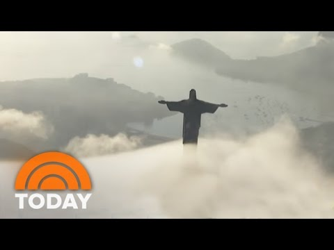 TODAY Anchors Make 'Miraculous' Visit To Christ The Redeemer | TODAY