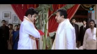 Repeat youtube video Jr Ntr & Nasser Sentimental Scene - Simhadri Movie