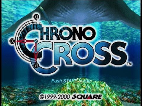Vidéotest Chrono Cross