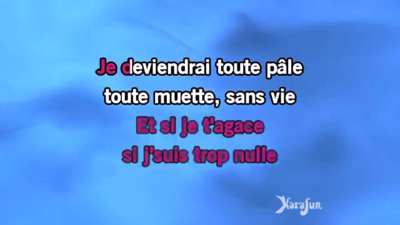Download Karaoké Fais-moi une place - Françoise Hardy *
