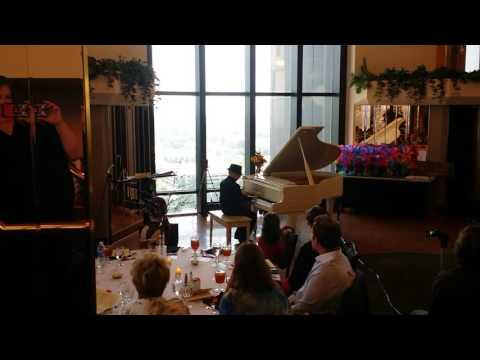 Kyle Cornelius' piano recital 2016