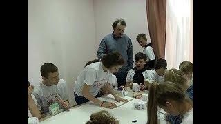 В Курске открылась профильная смена юных техников