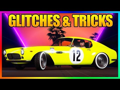 GTA 5 Online - 5 NEW GLITCHES & TRICKS Working After SA Sport Series DLC 1.43
