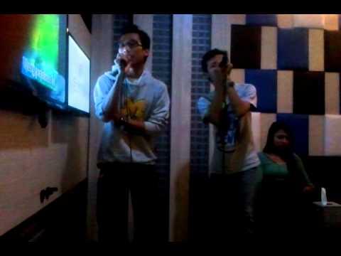 Karaoke High Score Ime Feat Edy ( Sheila : Sahabat Sejati )