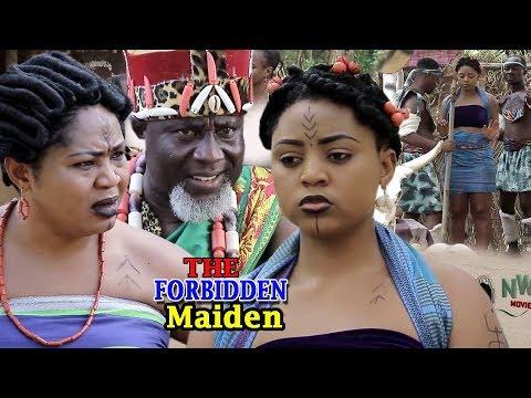 The Forbidden Maiden Season 1 - Regina Daniels 2018 Latest Nigerian Nollywood Movie  Full HD