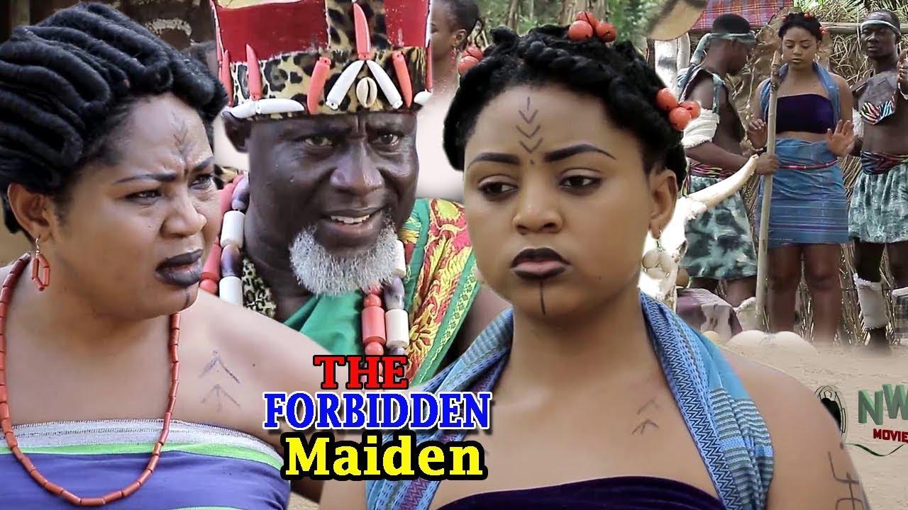 Download The Forbidden Maiden Season 1 - Regina Daniels 2018 Latest Nigerian Nollywood Movie |Full HD