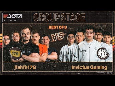 jfshfh178 vs Invictus Gaming vod