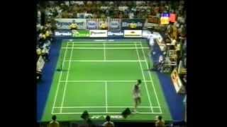 1994 Thomas Cup Badminton SF- Rashid Sidek Vs Liu Jun