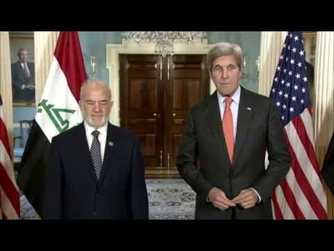 Secretary Kerry's Remarks with Iraqi Foreign Minister al-Jaafari