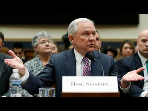 Utter B.S!: Pointy Hat Clown Jeff Sessions Is Lying His Ass Off