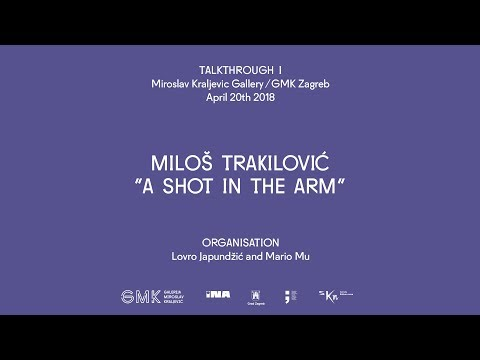 Miloš Trakilović: A Shot in the Arm