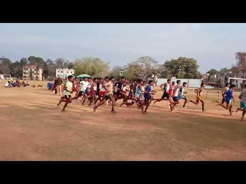 Odisha Jail warder physical test