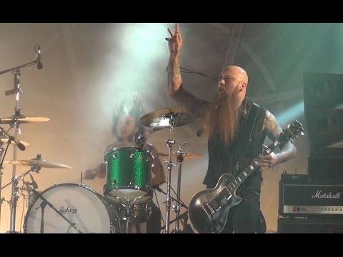 House Of Broken Promises - Blister - Live Hellfest 2014