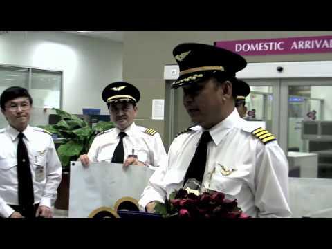 Last Flight of Captain Thong-in C.