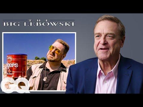 John Goodman Breaks Down His Most Iconic Characters | GQ